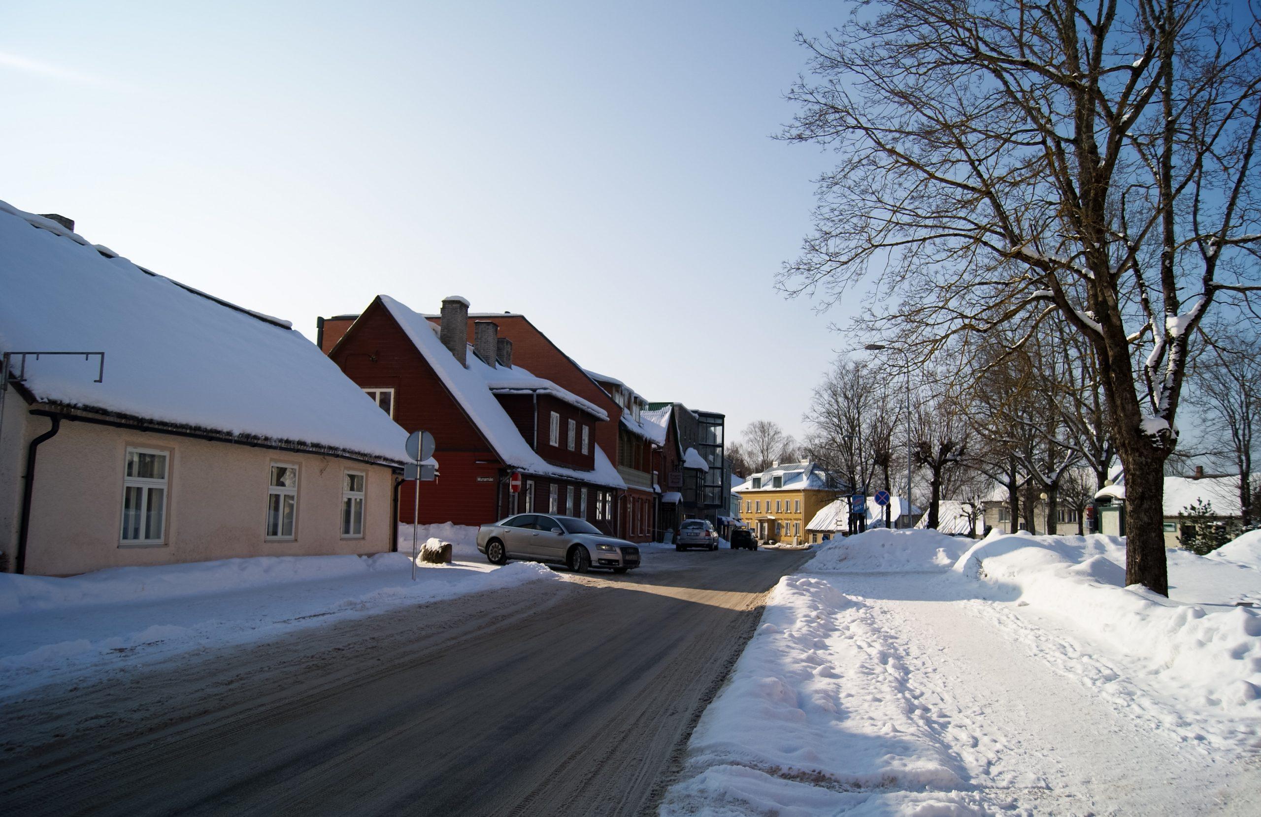 Oteppa In Estonia