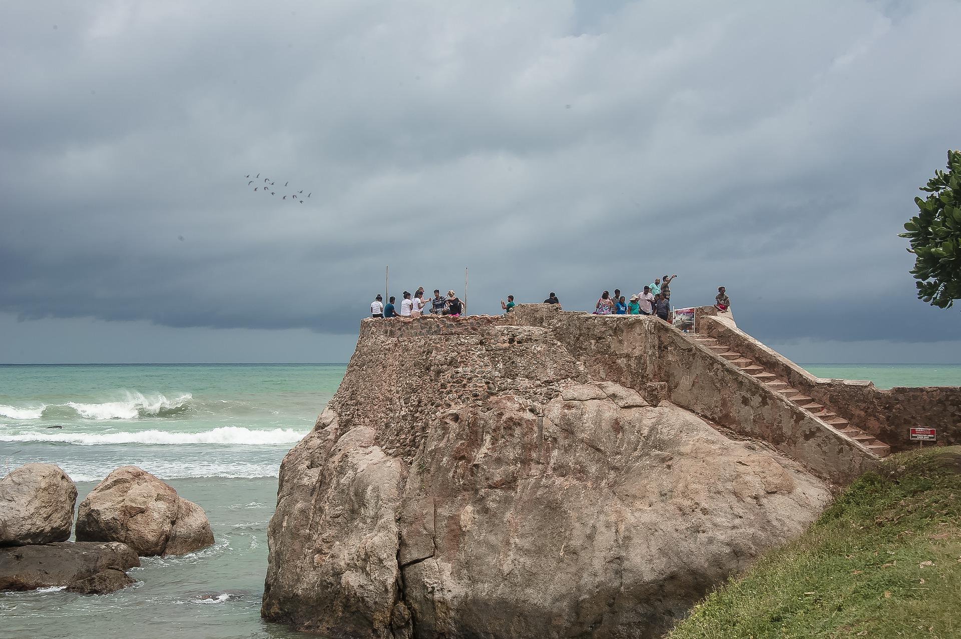 Rumassala in Galle-Must-visit Place During Ramayana Tour in Sri Lanka