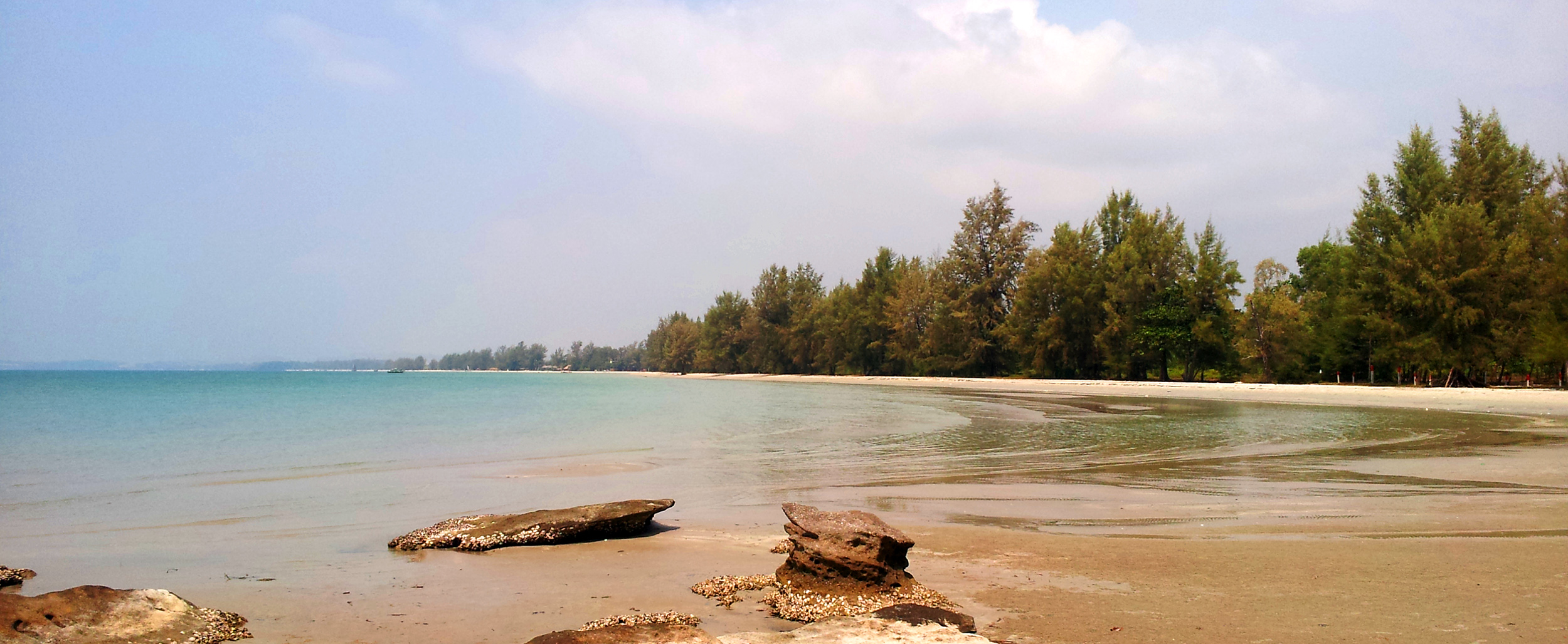 Otres Beach, Sihanoukville-Top Beach in Cambodia to Enjoy The Turquoise Ocean