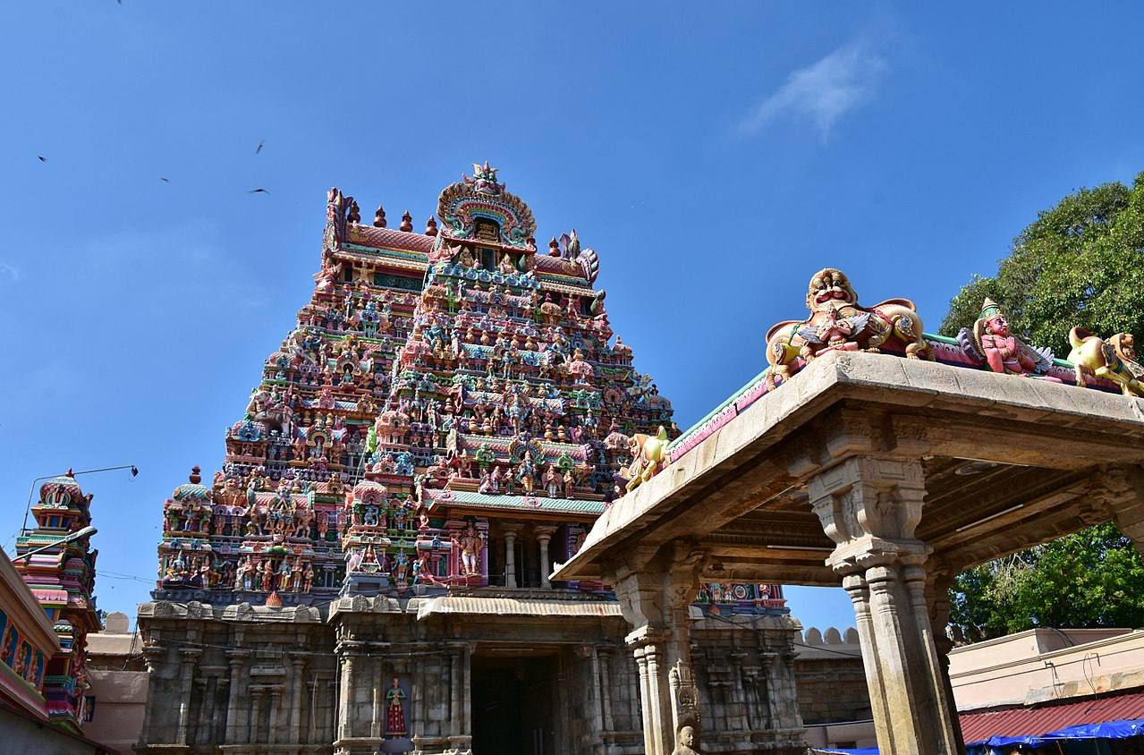Overview of Sri Ranganathaswamy Temple
