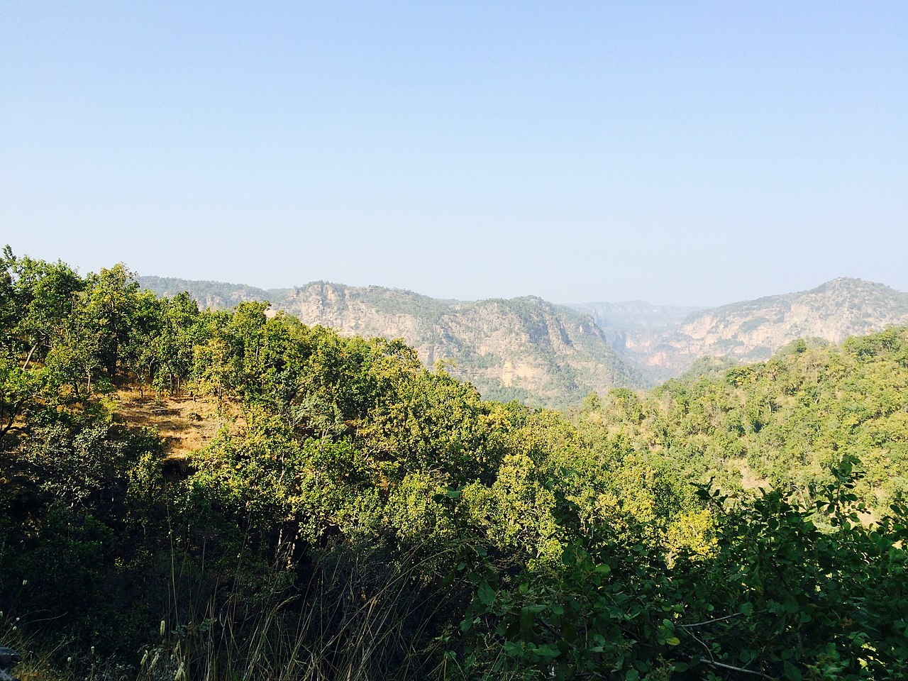Pachmarhi - Weekend Trips Near Jabalpur