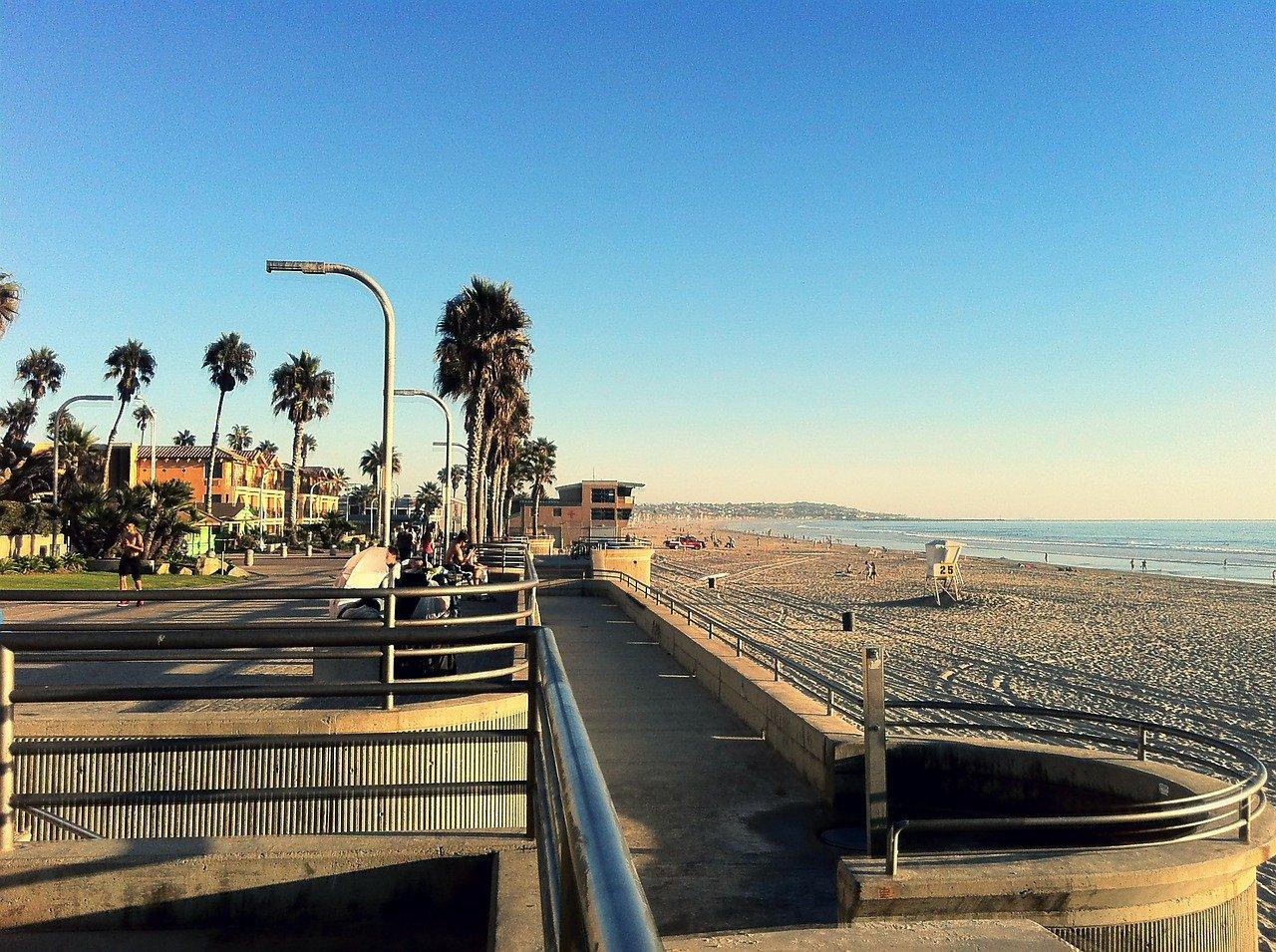 Pacific Beach - Awesome Beach In San Diego