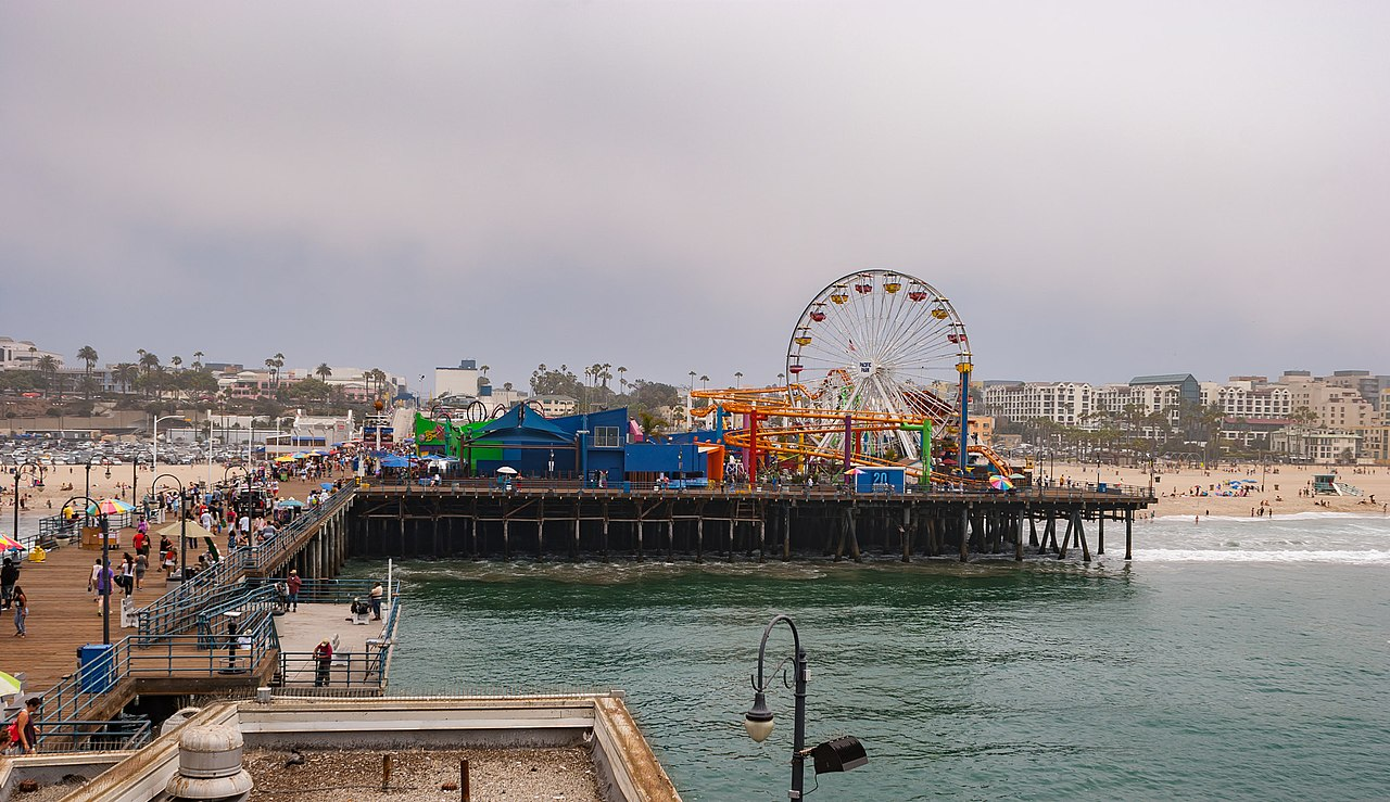 Nice Theme Park In California-Pacific Park