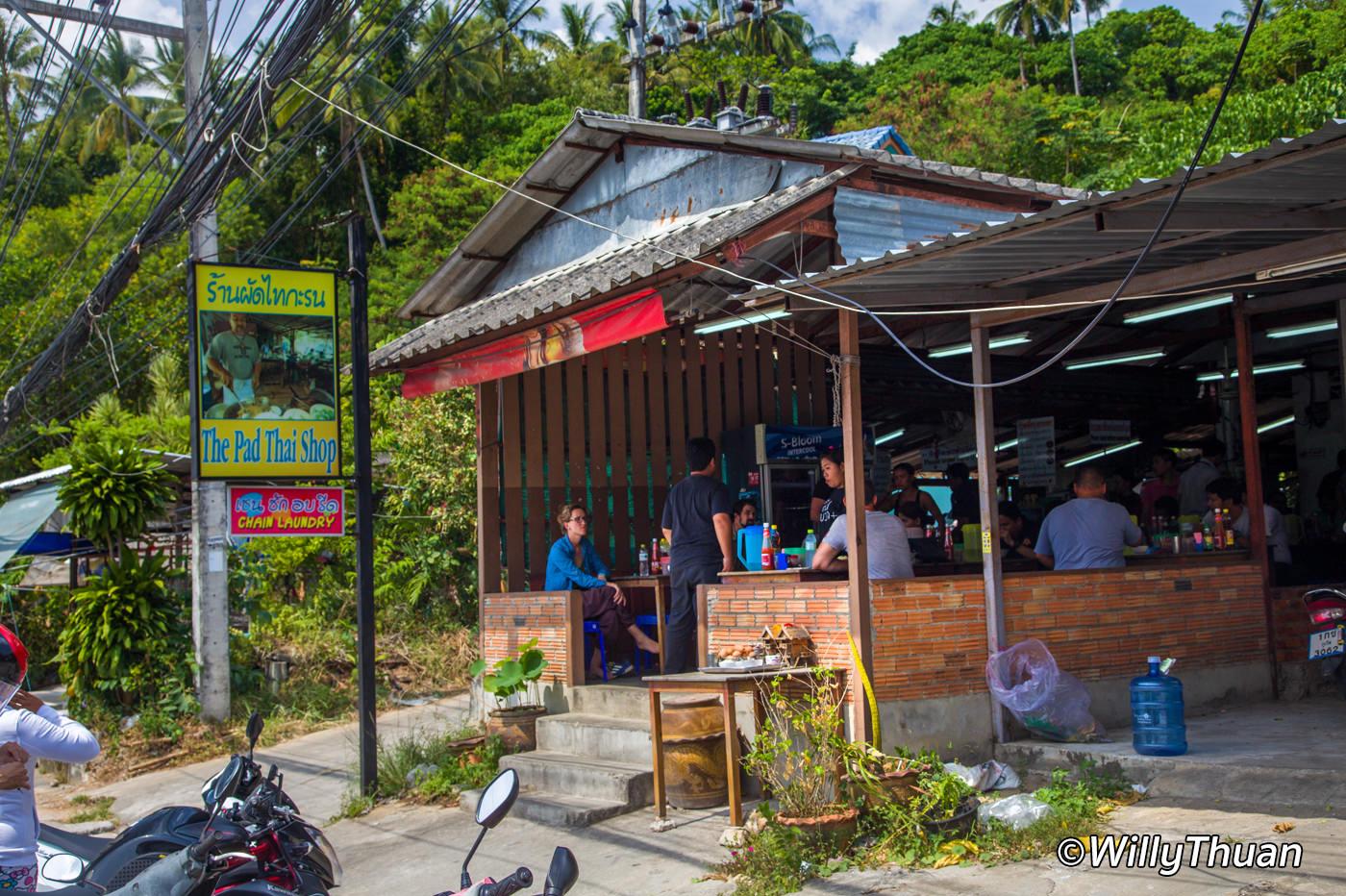 Amazing Restaurant in Phuket-Pad Thai Shop