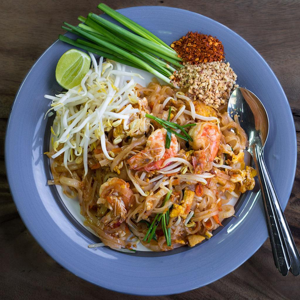 Best Thai Street Food-Pad Thai