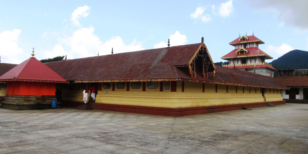 Amazing Place To Visit In Madikeri-Padi Igguthappa Temple, Coorg