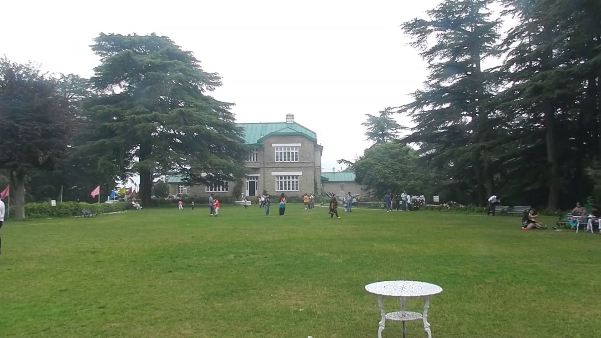 Best Place to Visit in Chail-Palace Hotel