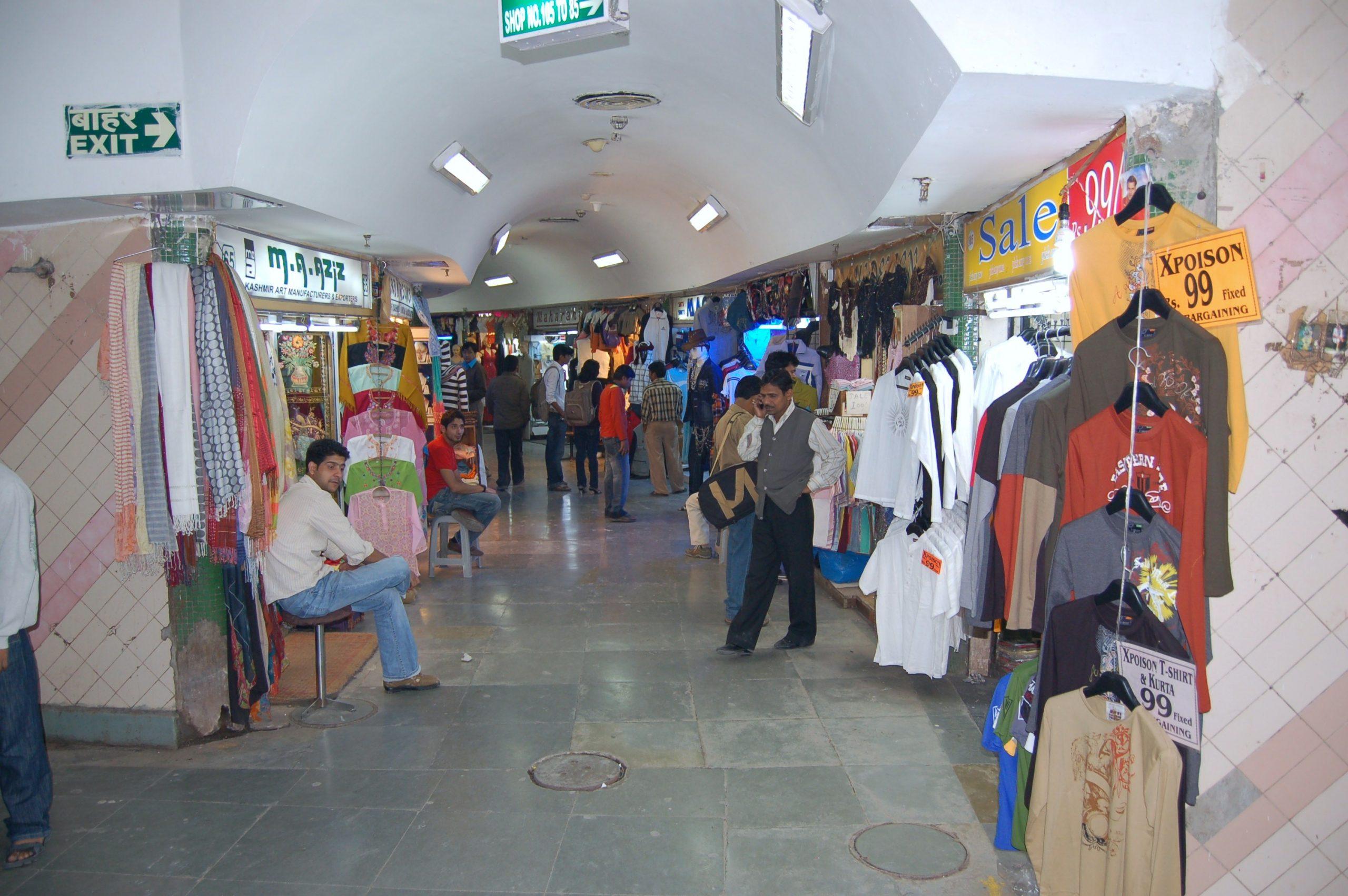 Palika Bazaar Amazing Market to Shop in Delhi