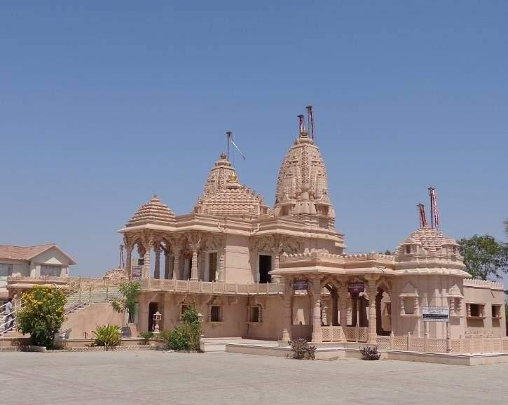 Amazing Weekend Destination From Vadodara-Jambudweep Temple, Palitana