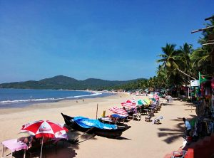 Palolem Beach - Best Places to Visit in South Goa
