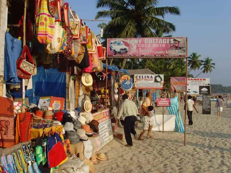 Palolem Market - Best Places to Shop in Goa