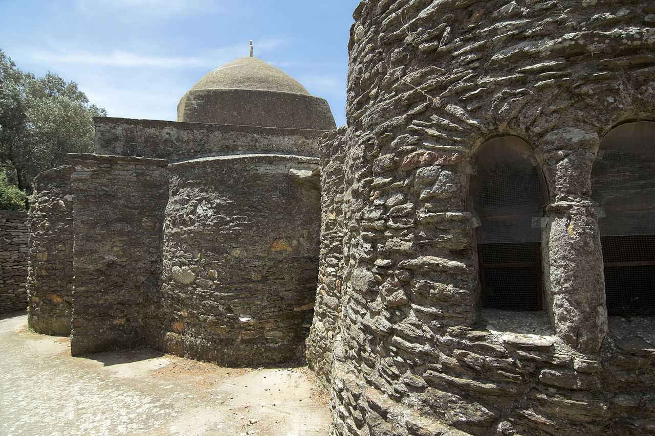 Sightseeing Place to Visit in Naxos Island-Panagia Drosiani Church