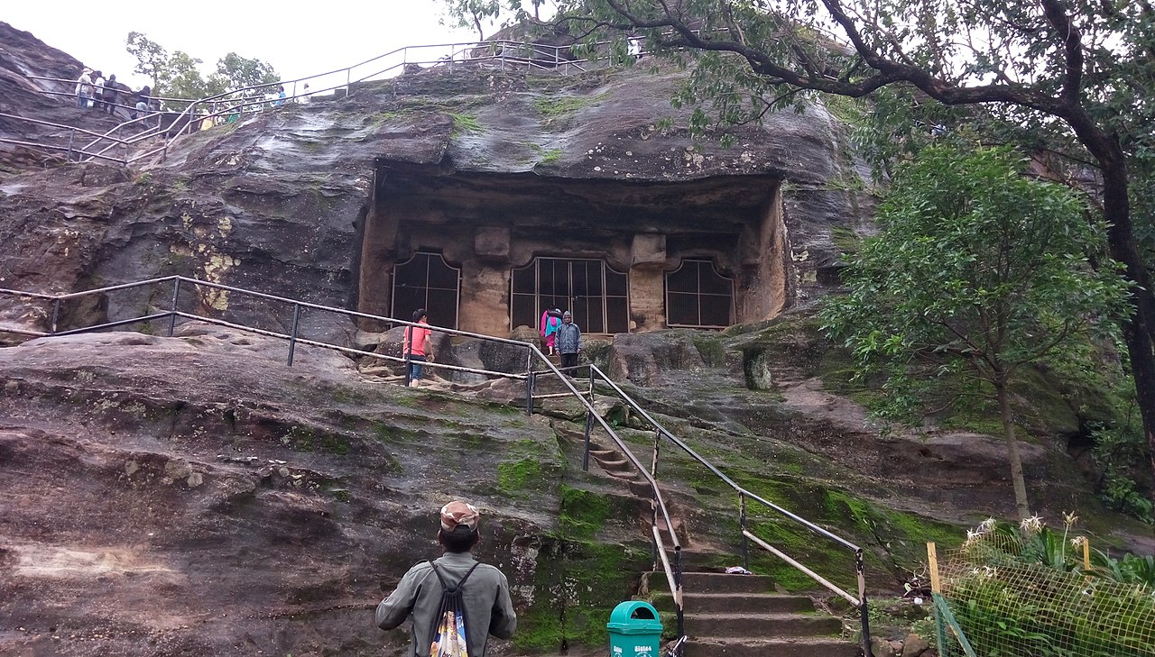 Best Weekend Destination from Gondia, Maharashtra-Pandava Caves