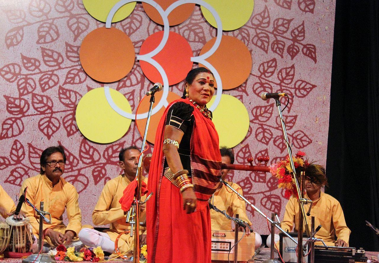 Attraction Folk Dance of Chhattisgarh-Pandavani