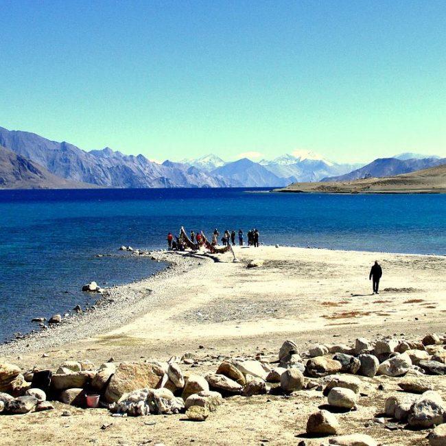 Pangon Lake - My Awesome Trip to Ladakh With My Husband