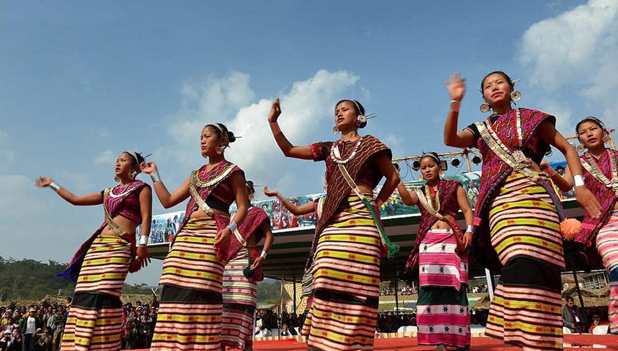 Pangsau Pass Winter Festival - Amazing Festival Of Arunachal Pradesh