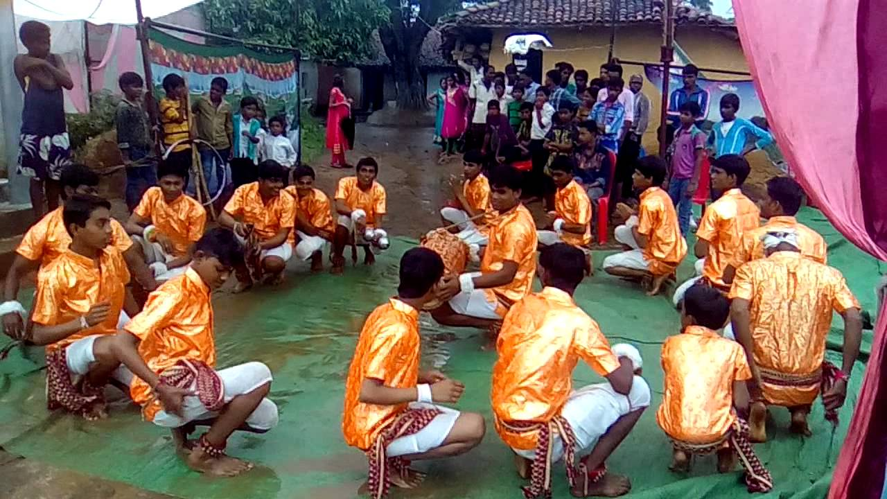 Best Folk Dance of Chhattisgarh-Panthi Dance