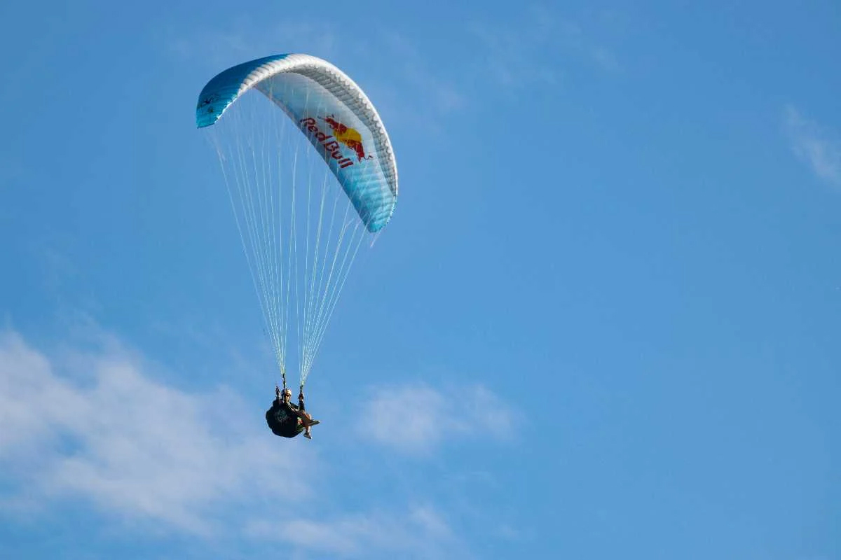 Paragliding Things To Do In Uttarakhand