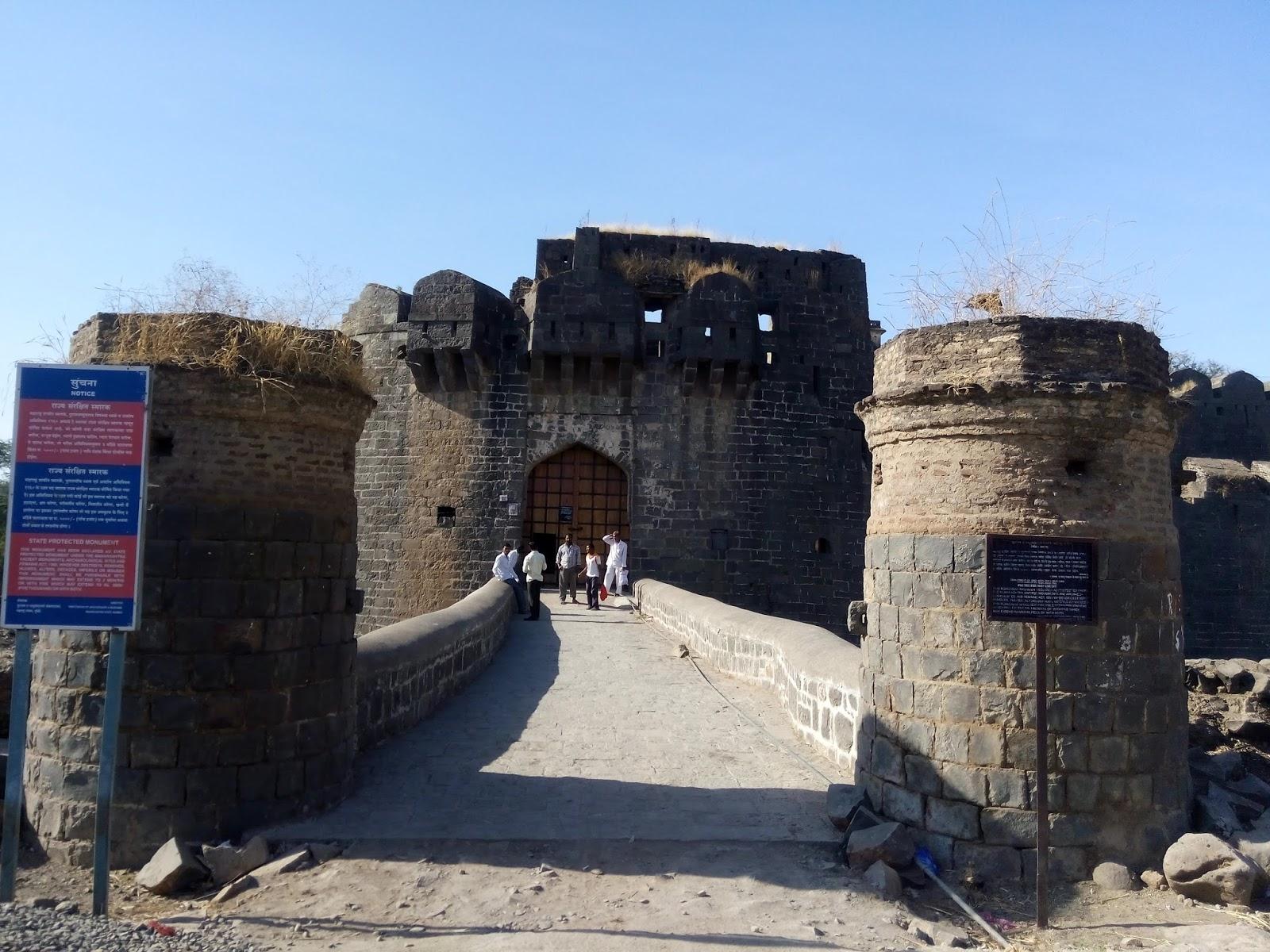 Paranda Fort - The Fort Showing Maharashtra's Defense Logic