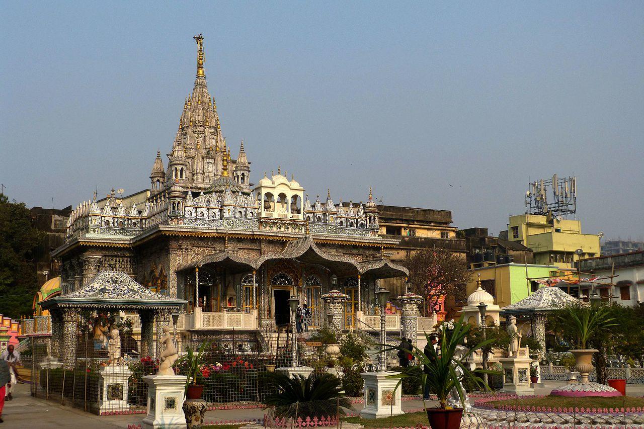 Beautiful Temple in West Bengal-Pareshnath Jain Temple