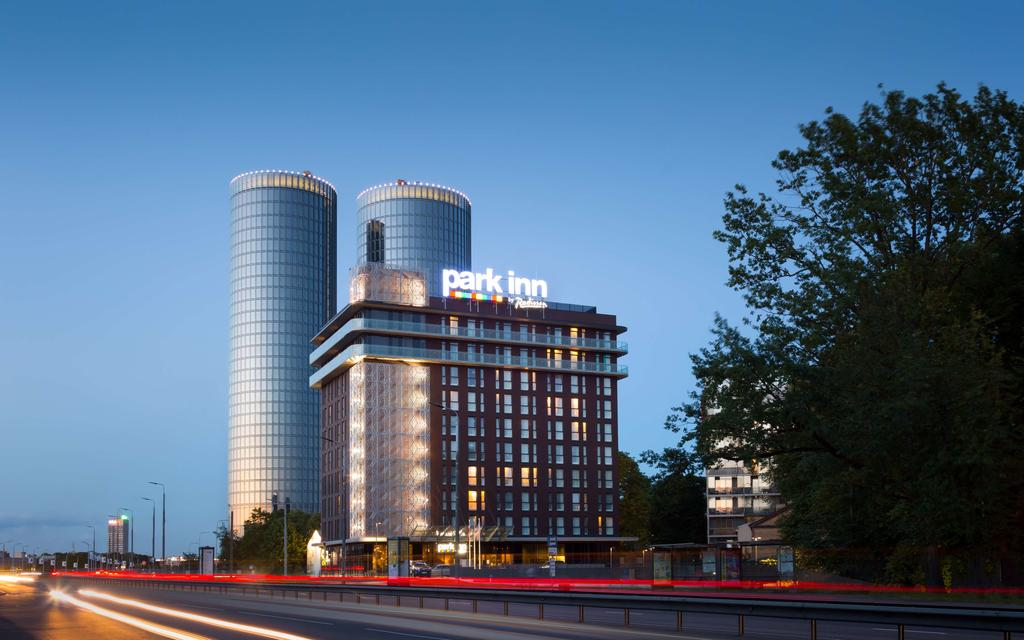 Park Inn by Radisson Riga Valdemara-Luxury Hotels To Stay In Riga