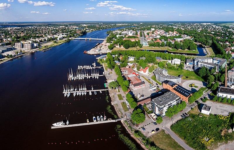 Parnu In Estonia