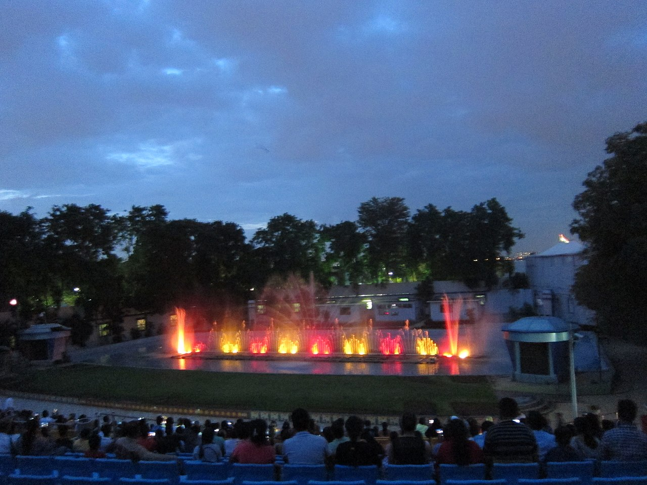 Best Activities to Enjoy at Hussain Sagar Lake-Party at the Bay