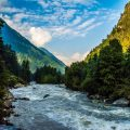 Parvati River - Place To Visit In Kasol