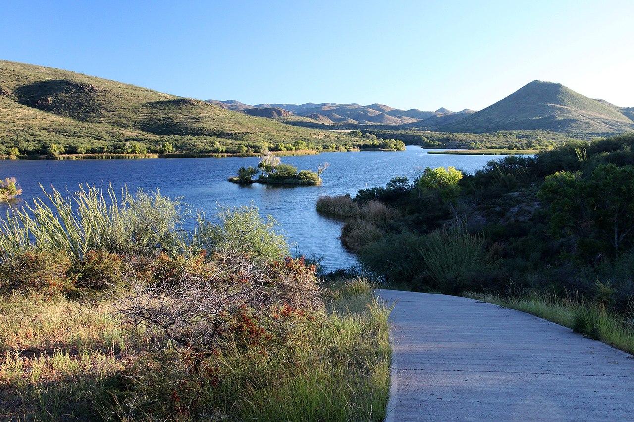 Best Beach in Arizona-Patagonia Lake State Park