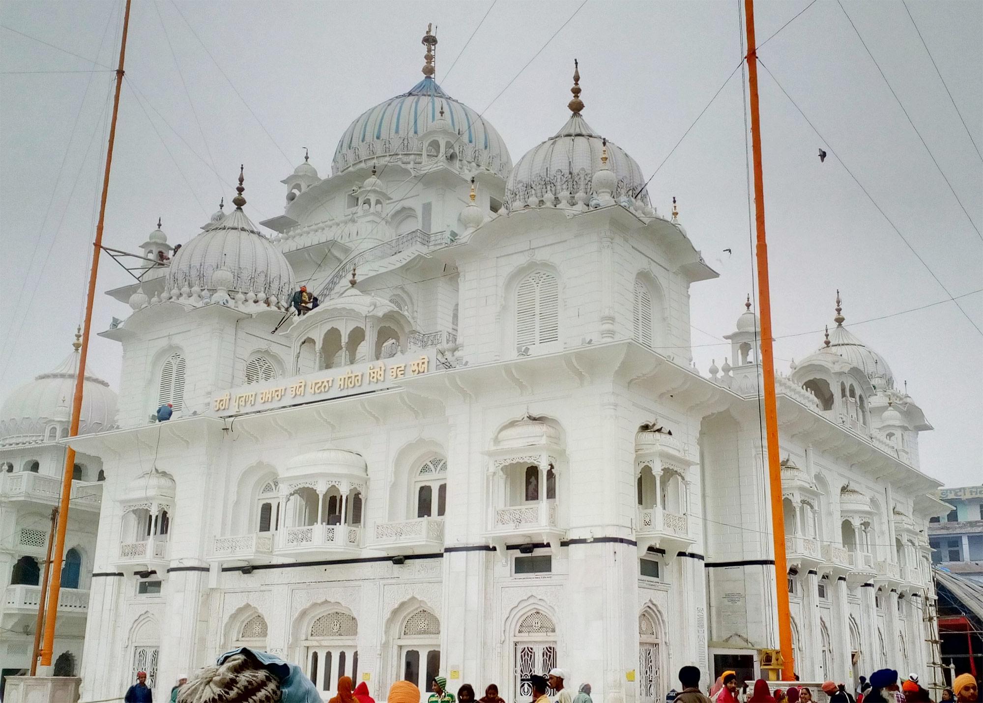 Place to Visit in Patna-Patna Sahib Gurudwara