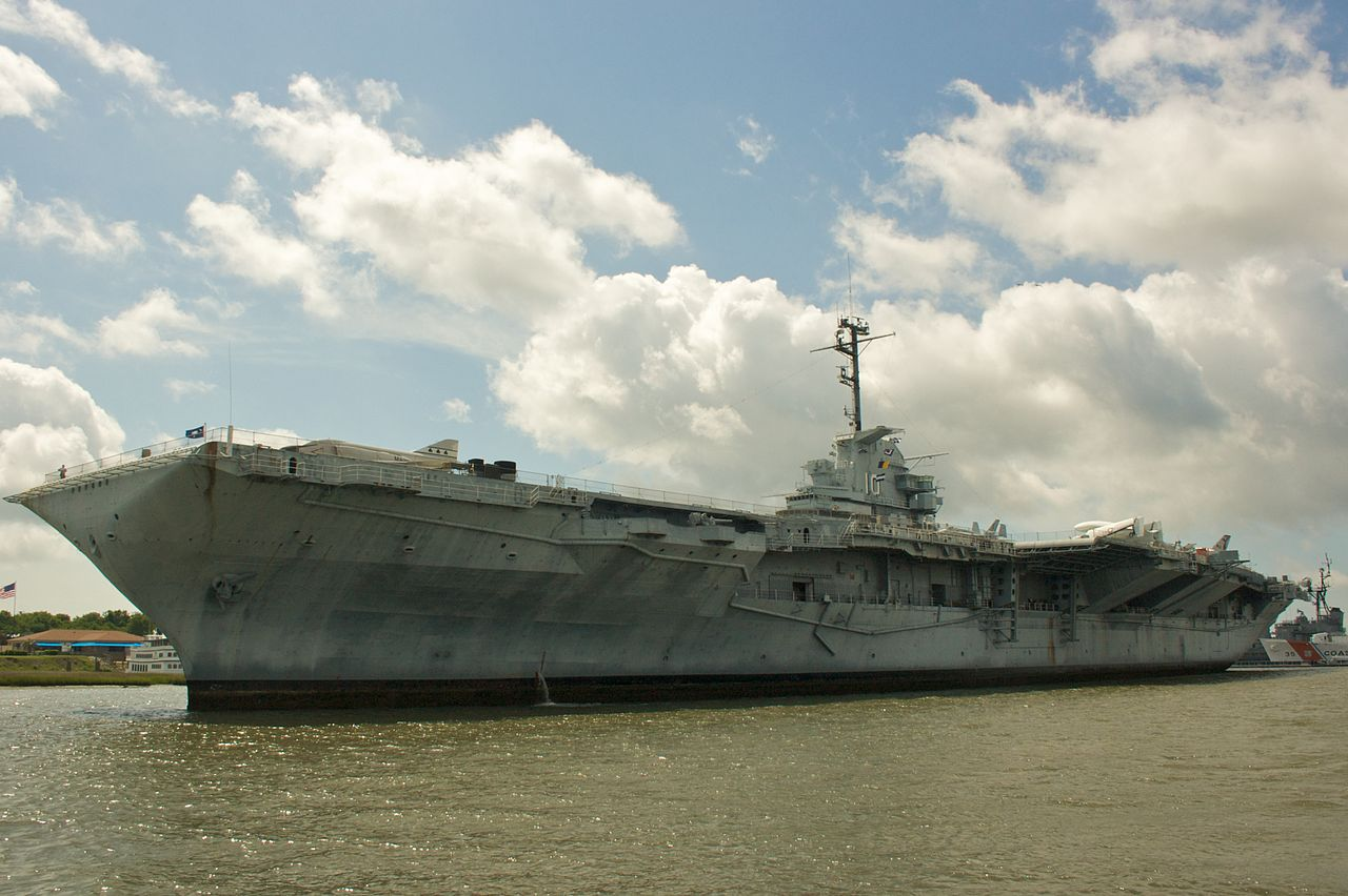 Nice Place to Visit In South Carolina-Patriots Points Naval and Maritime Museum