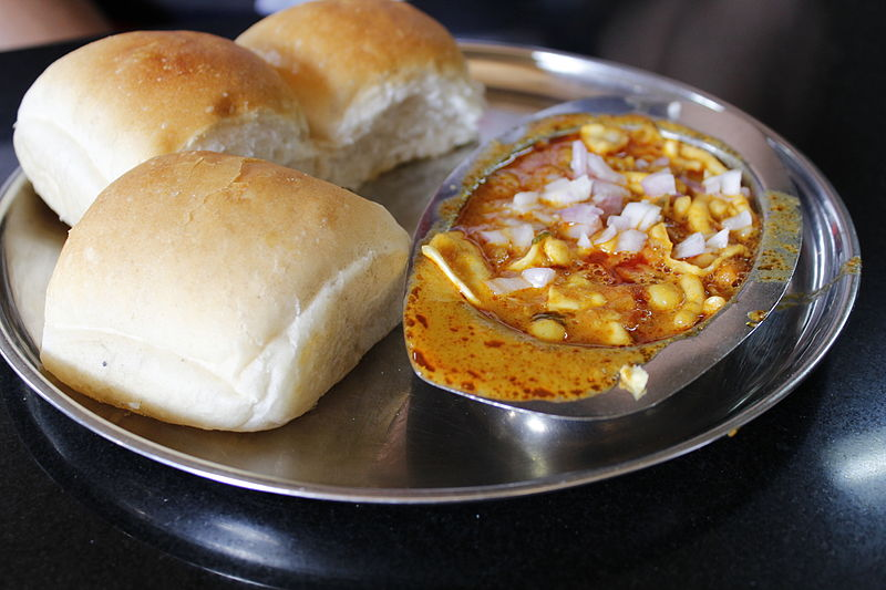Pav at CST Station Must-Visit Street Food Joints in Mumbai