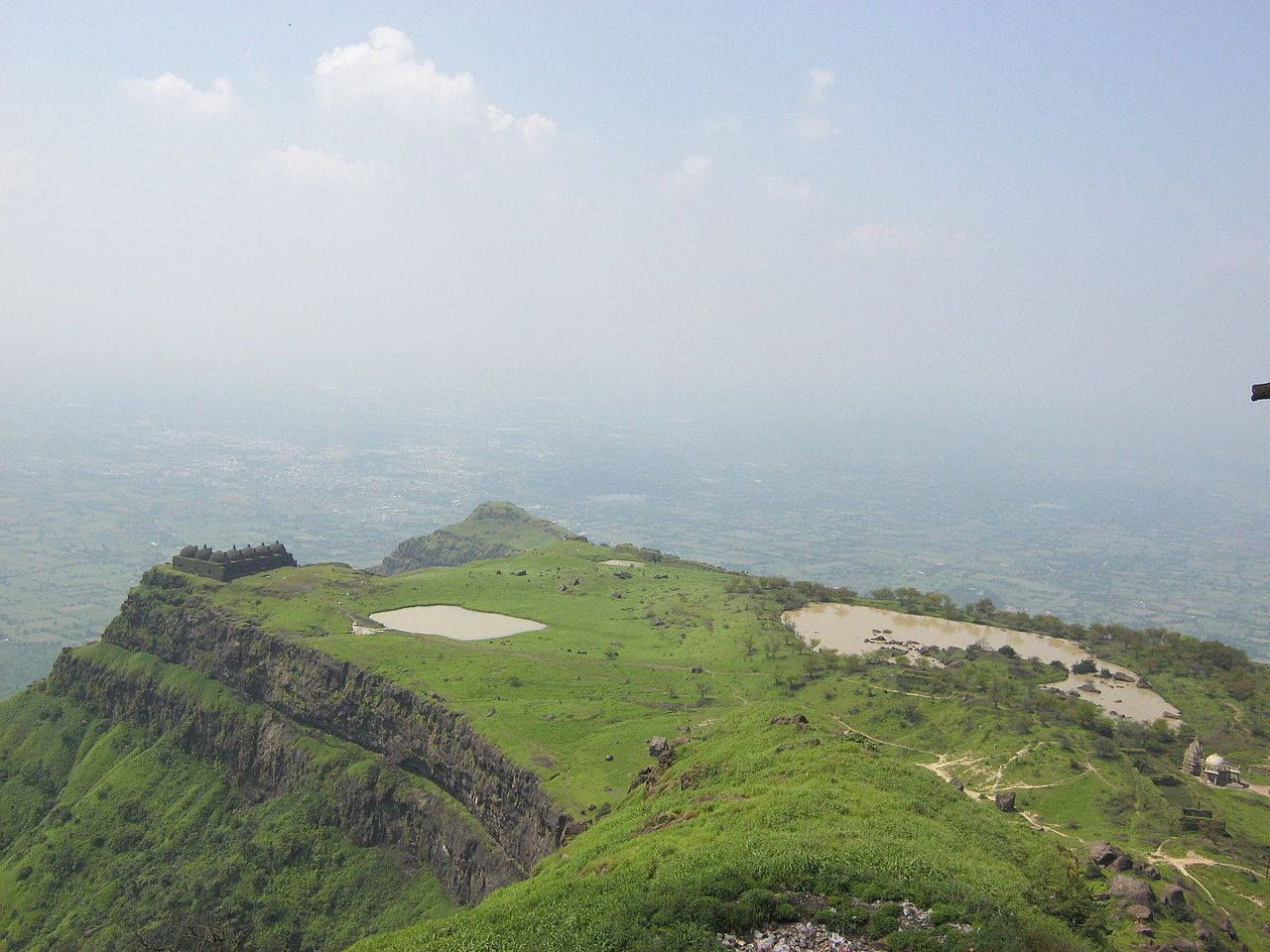 Place To Visit Near Galteshwar Temple-Pavagadh Hill Station