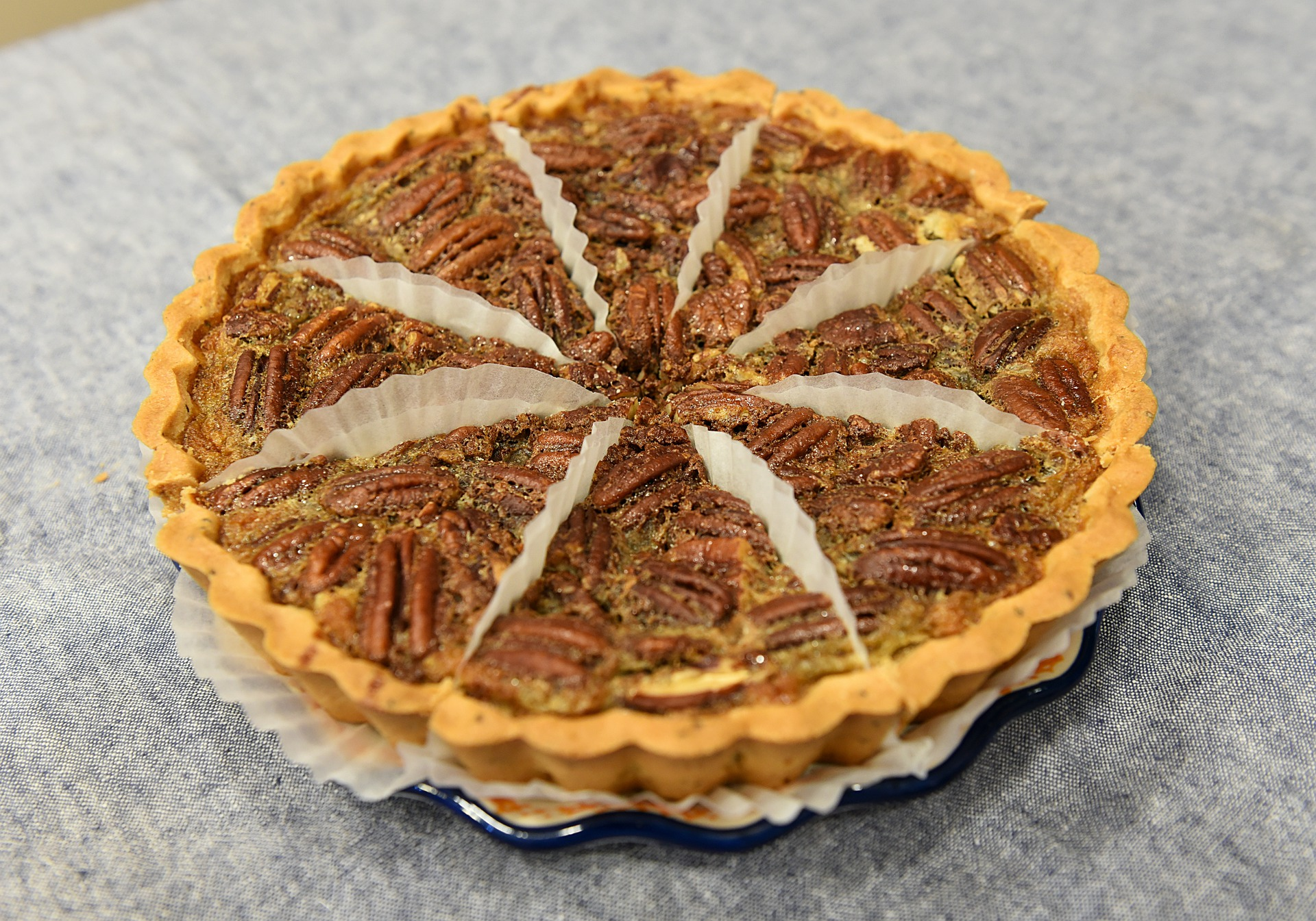 Pecan Pie-Food You Should Try On Your Trip To Houston