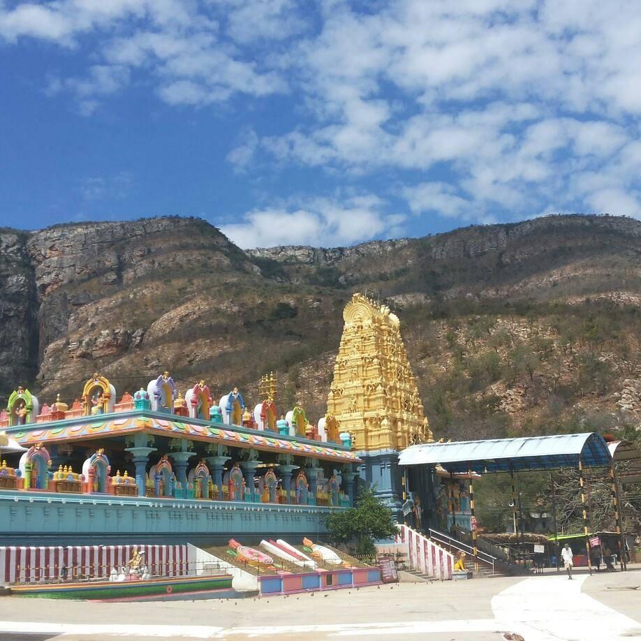Amazing Destination to Visit in Nellore, Andhra Pradesh-Penchalakona Temple