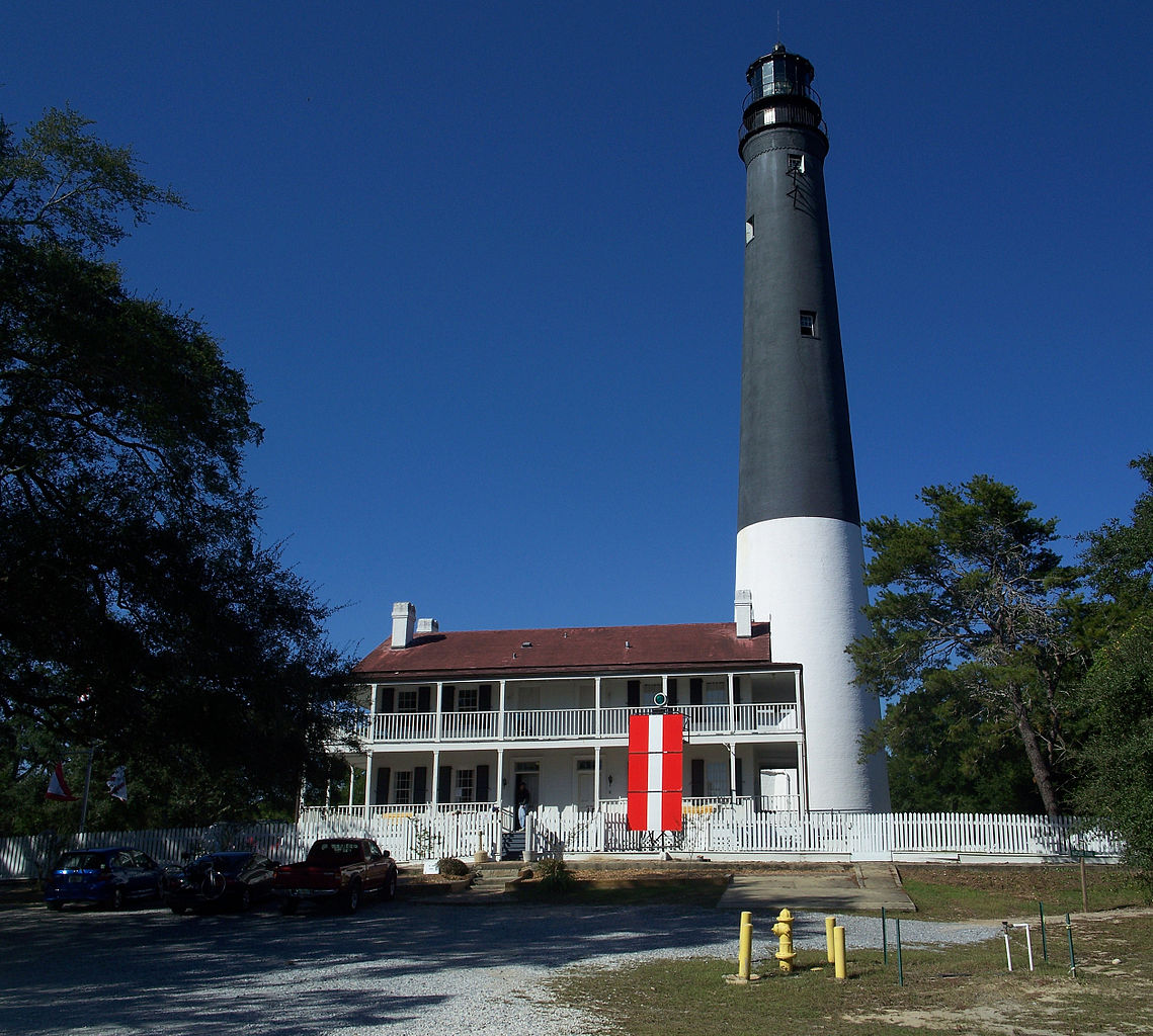 Top-Rated Sight-Seeing Destination in Pensacola-Pensacola Lighthouse