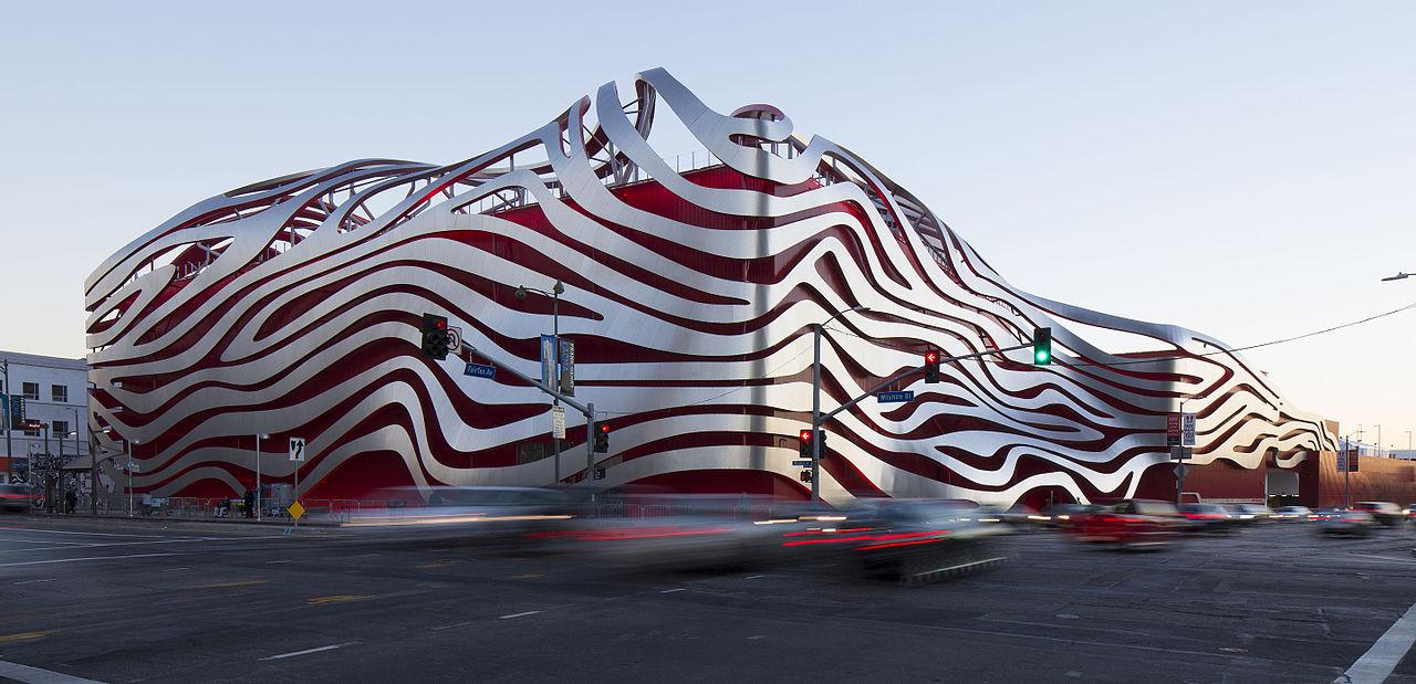 Famous Museum in Los Angeles-Petersen Automotive Museum