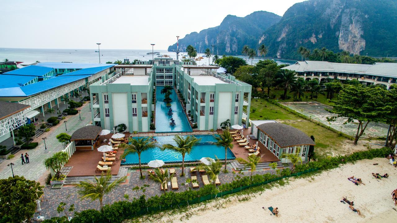 Popular Resort and Hotel in Phi Phi Island-Phi Phi Harbour View Hotel
