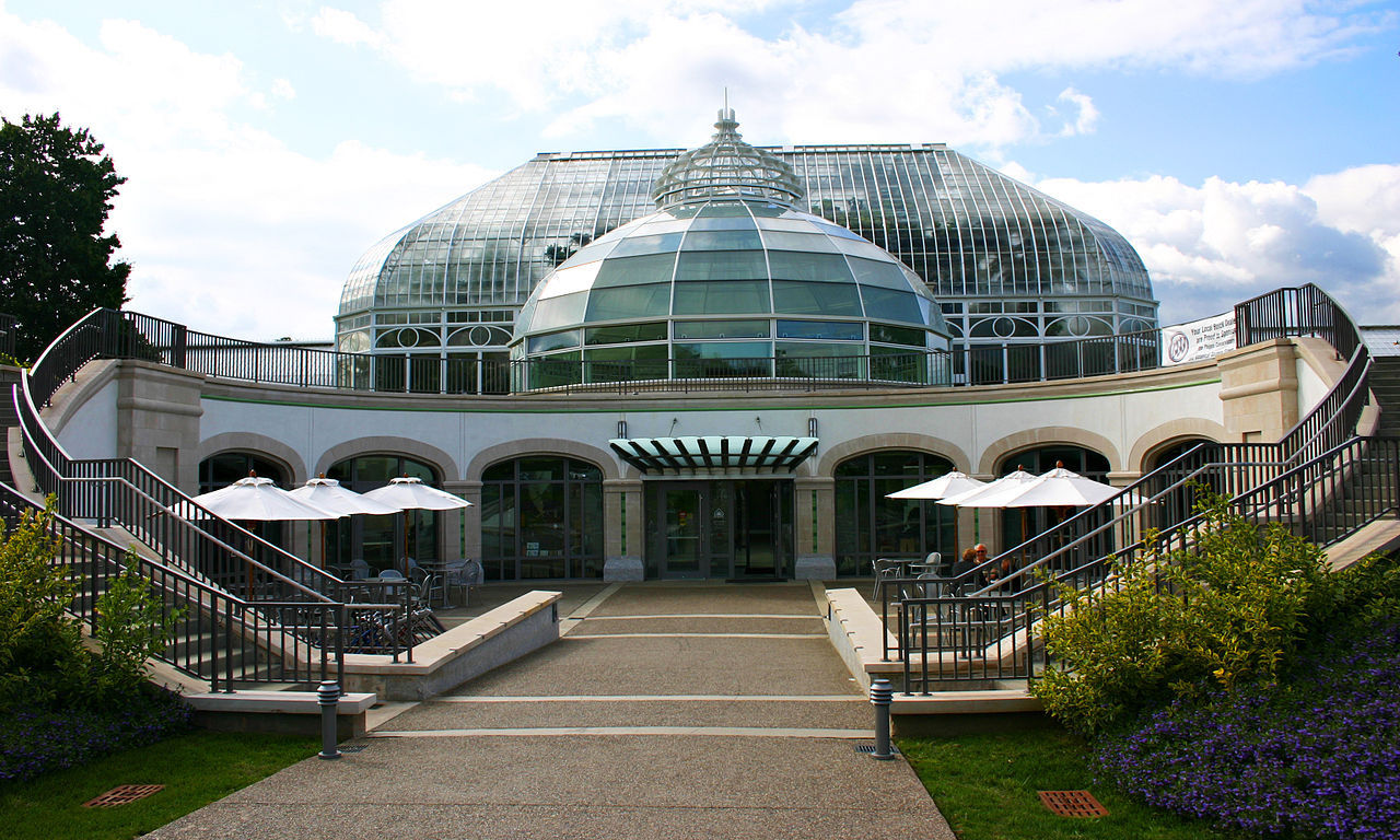 Amazing Attraction in Pennsylvania-Phipps Conservatory