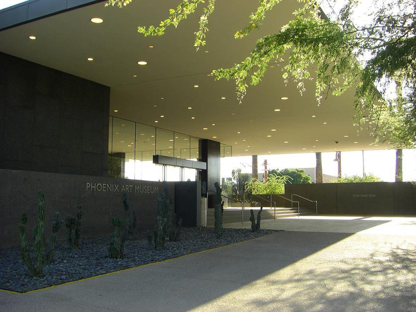 Best Place To Visit In Phoenix-Phoenix Art Museum