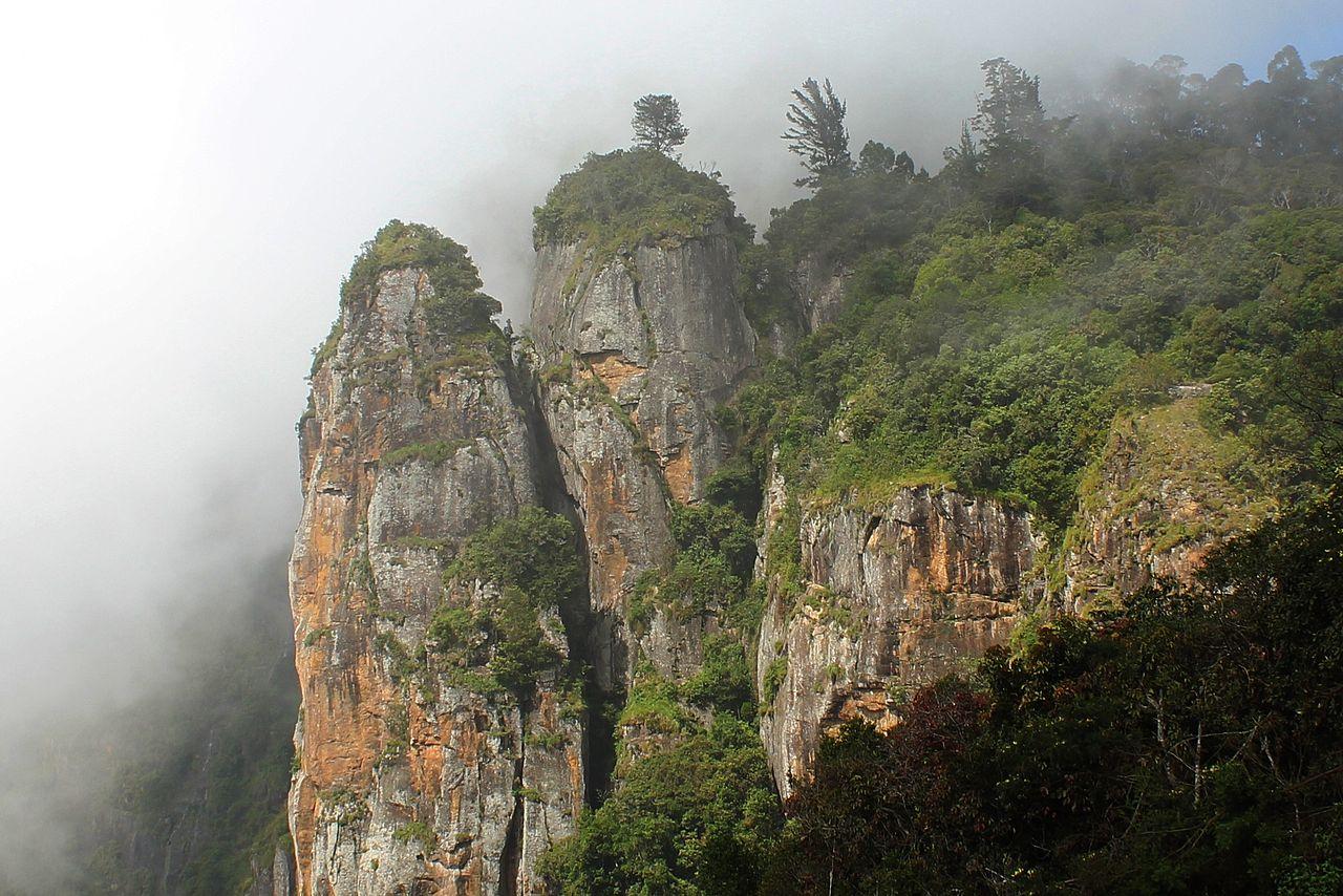 Best Kodaikanal Hill Place-Pillar Rocks