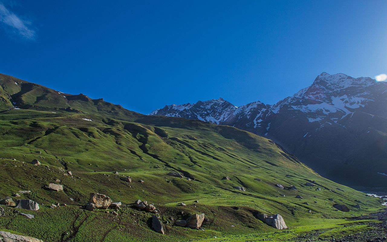 Best Attractions in Spiti-Pin Valley National Park