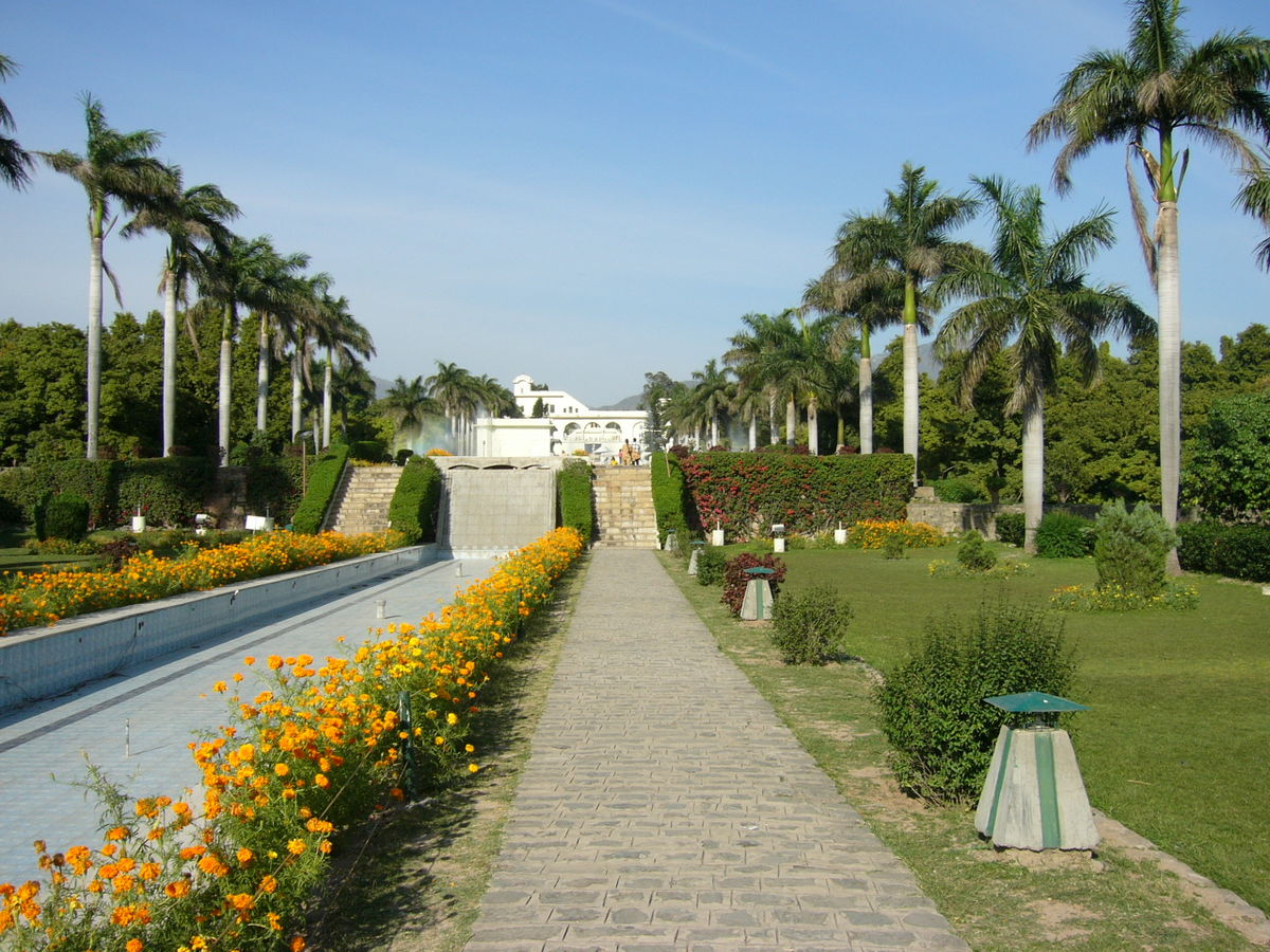 Sightseeing Place to Visit In Panchkula-Pinjore Garden