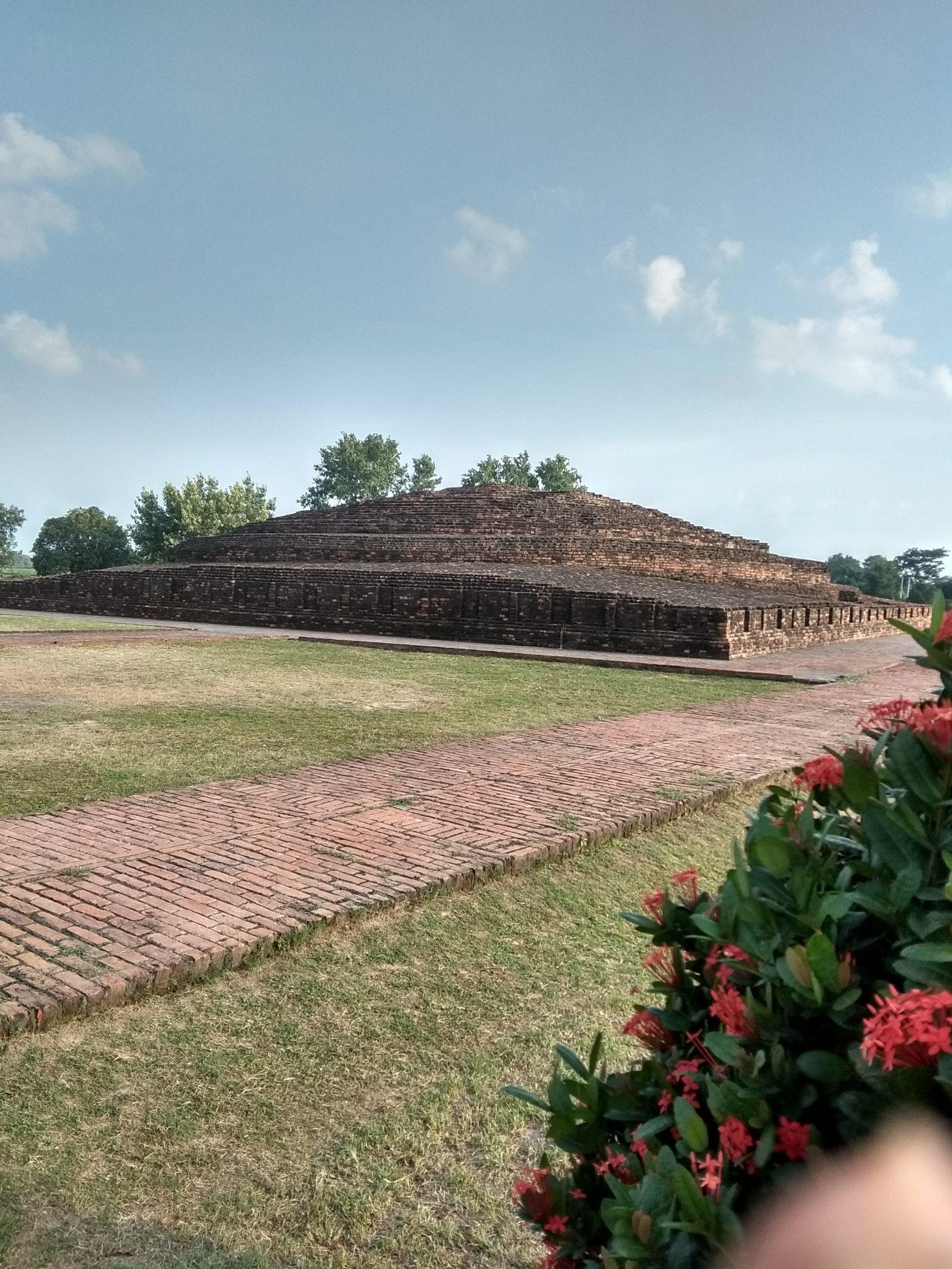 Amazing Place in Kapilvastu-Piprahwa Stupa
