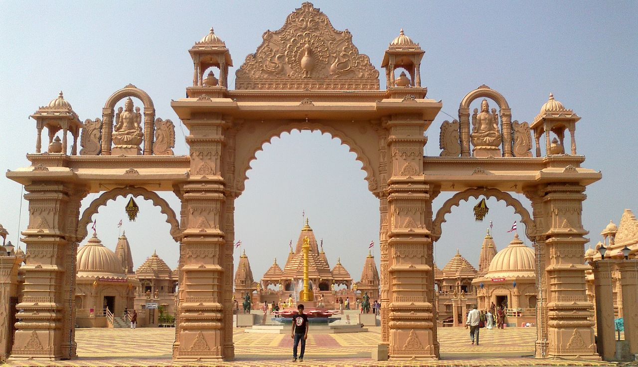 Place To See In Vadnagar-The Swaminarayan Temple