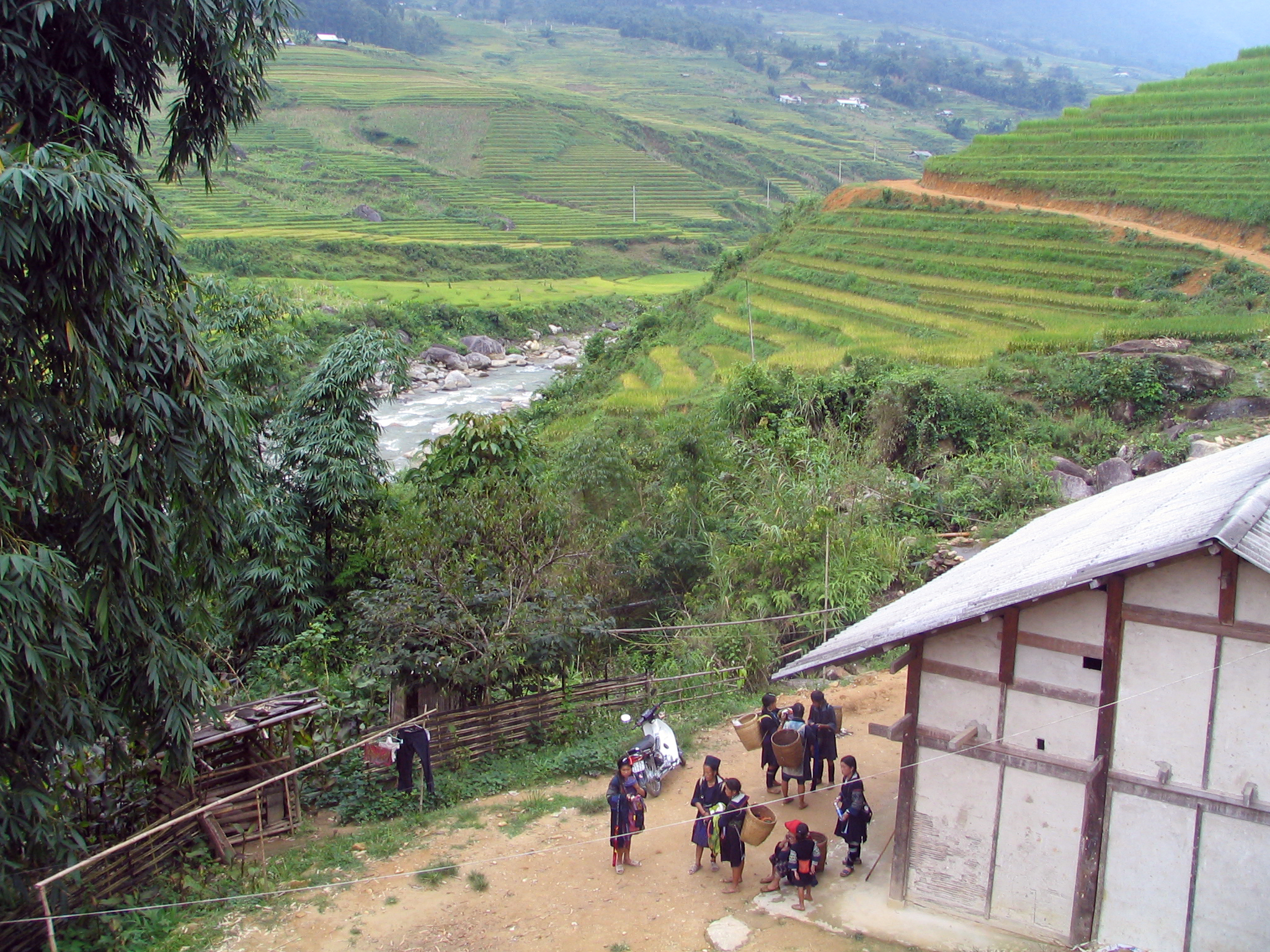 Plan a Stay With Tribal Families in Sapa, Vietnam