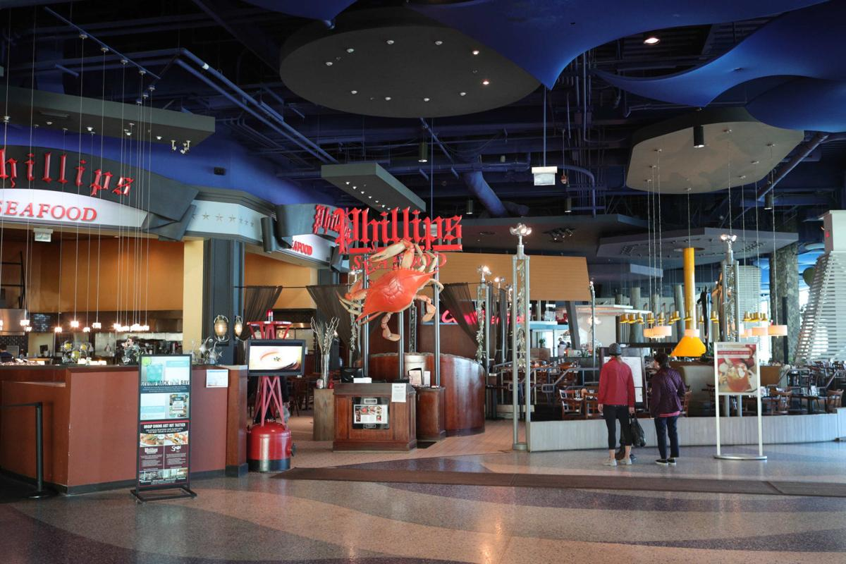 Atlantic City Shopping Place-Playground Pier