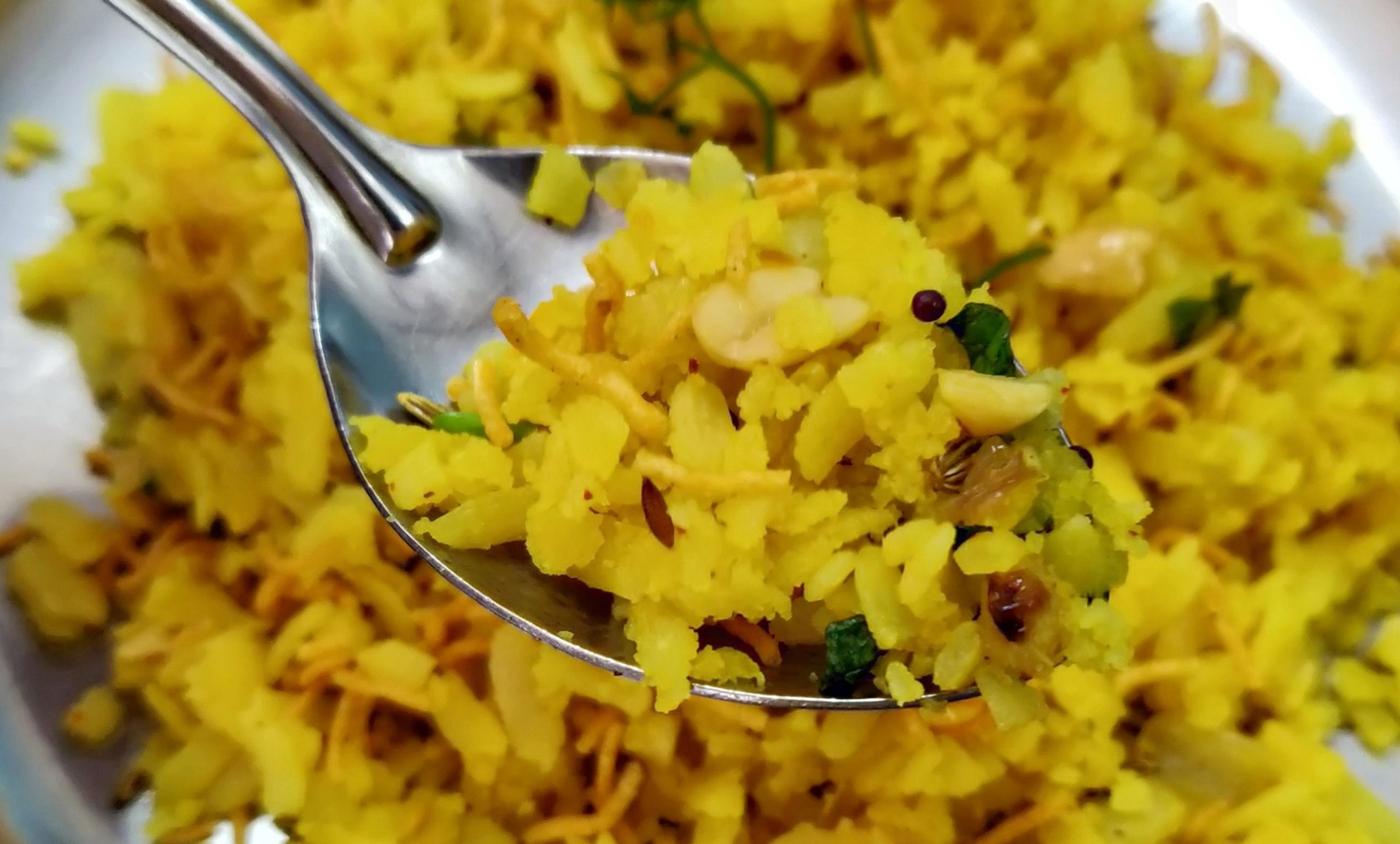 Poha - Know The Pune Dishes That You Must Taste