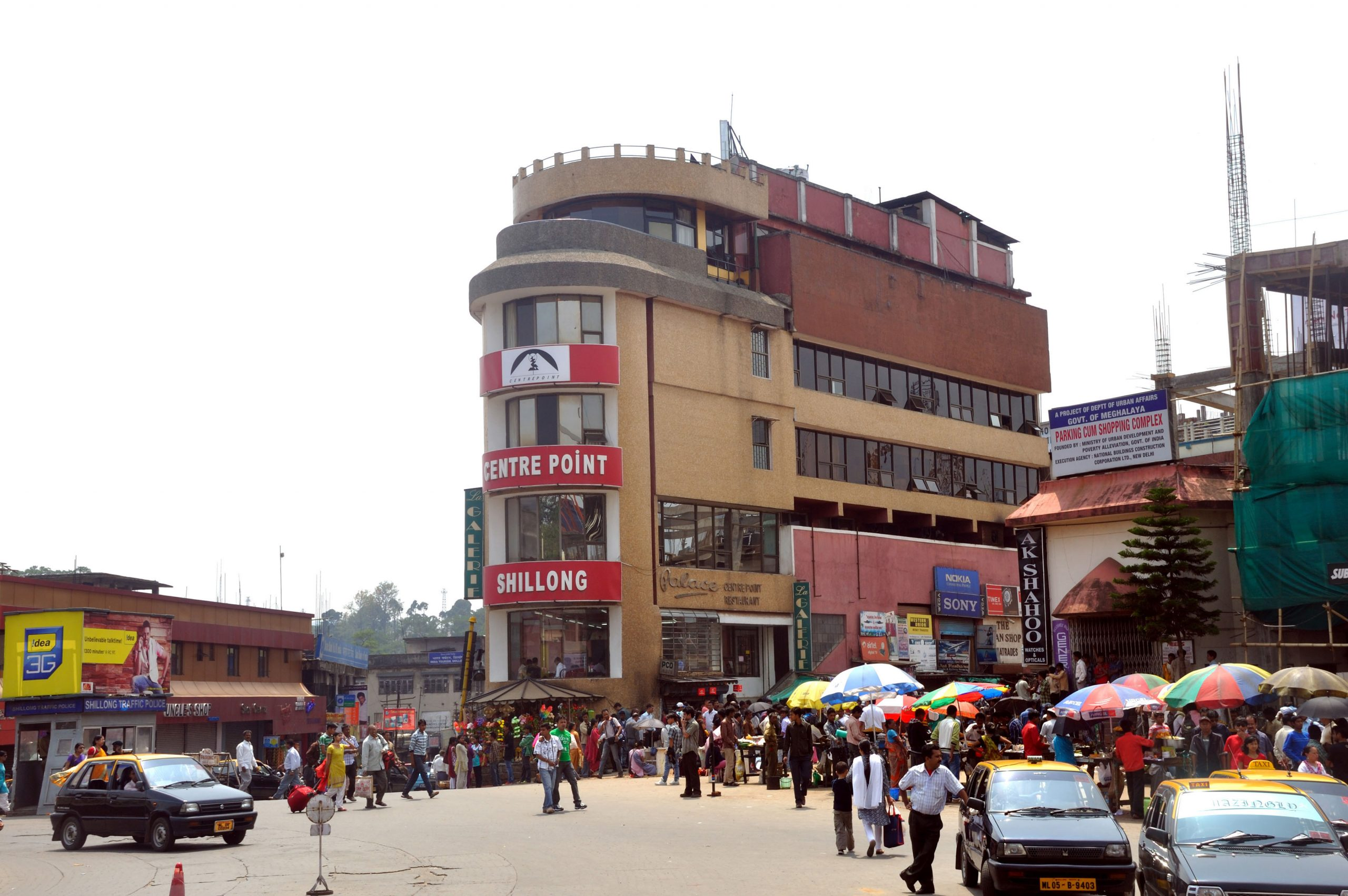 Place to Visit In Shillong - Police Bazar