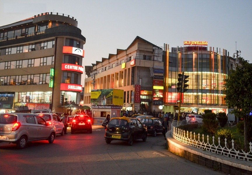 Police Bazar - Best Places To Shop In Shillong To Explore The City